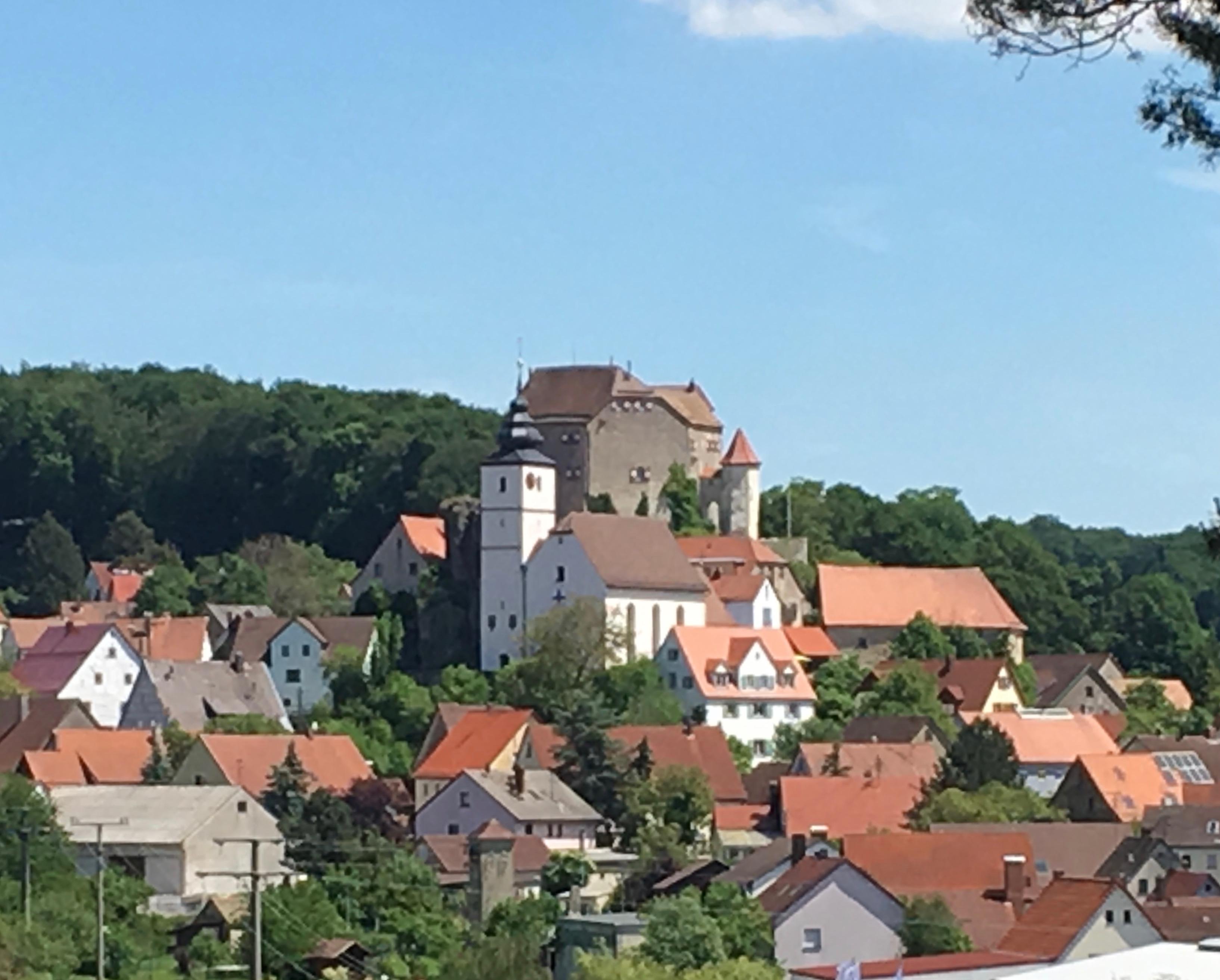 Evang.-Luth. Kirchengemeinde Hiltpoltstein